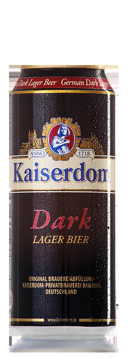 Kaiserdom Dark Lager can 0,5