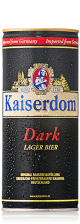 Kaiserdom Dark Lager can 1L