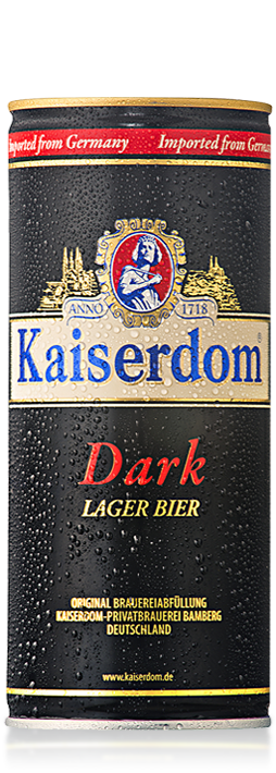 Kaiserdom Dark Lager can 1L