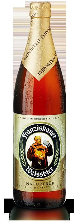 Franziskaner Weissbier 0,5l
