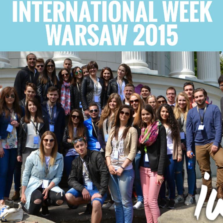 International Week Warsaw 2015