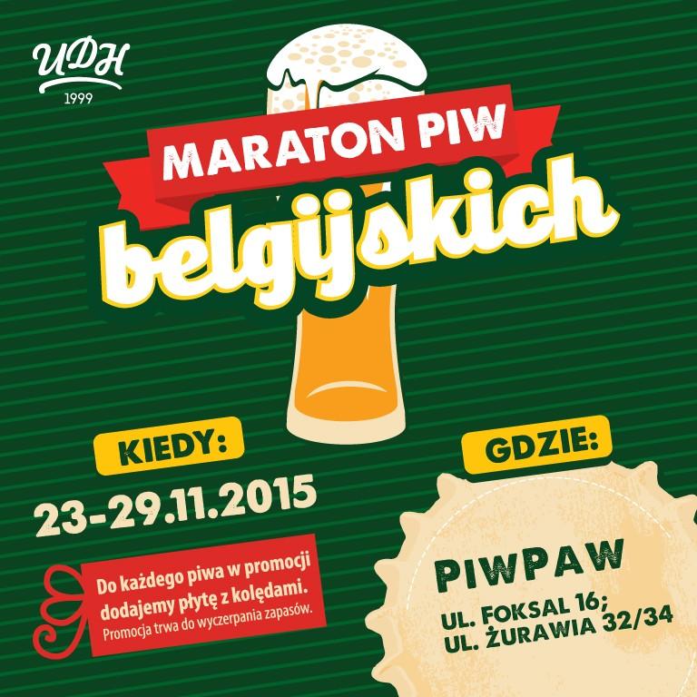 Maraton Piw Belgijskich