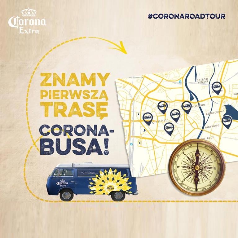 CoronaRoadTour mapa