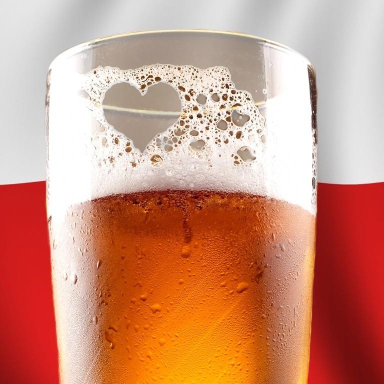 Polacy lubią piwo