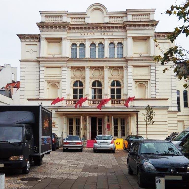 Bankiet w Teatrze Polskim