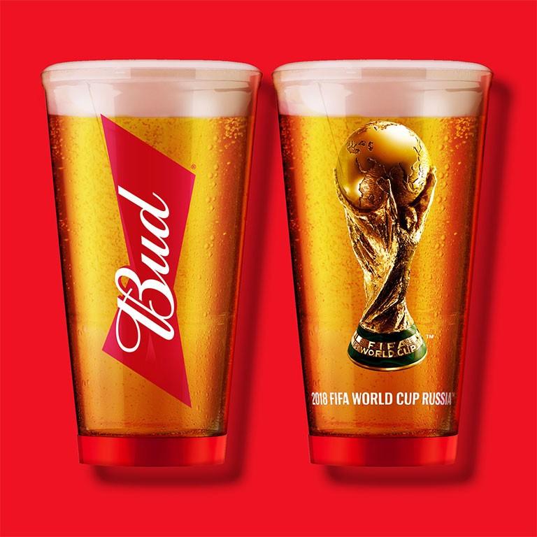 Bud i walka o Puchar Świata FIFA 2018