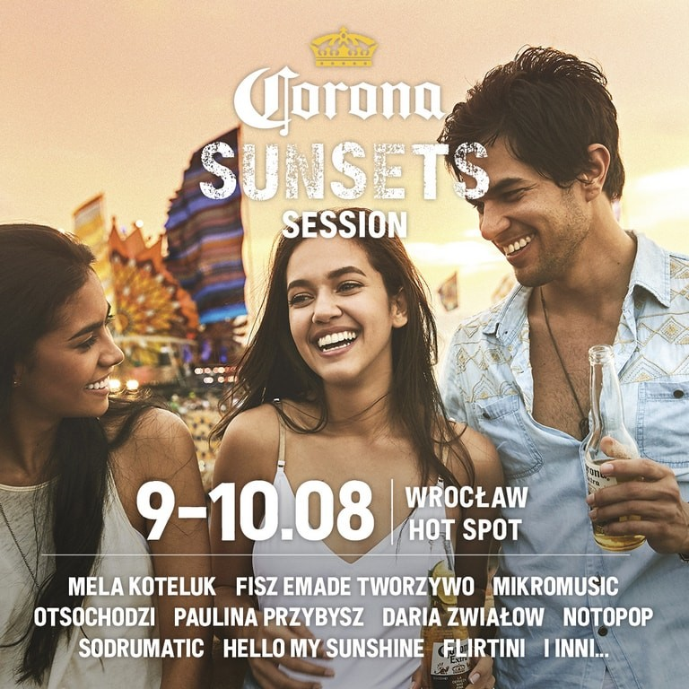Corona SunSets Session 2019