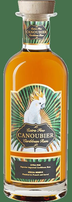 Rum karaibski Canoubier