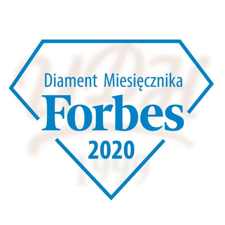 UDH z Diamentem Forbesa za 2020