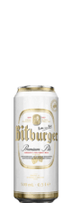Bitburger Premium Pils 500ml can