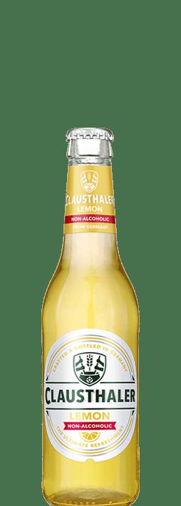 Clausthaler Lemon 330ml
