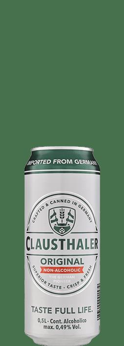 Clausthaler Original 500ml can