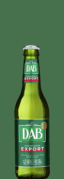 Dab Dortmunder Export 330ml