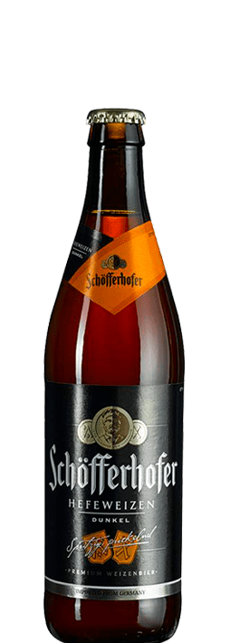 Schofferhofer Dunkel 500ml