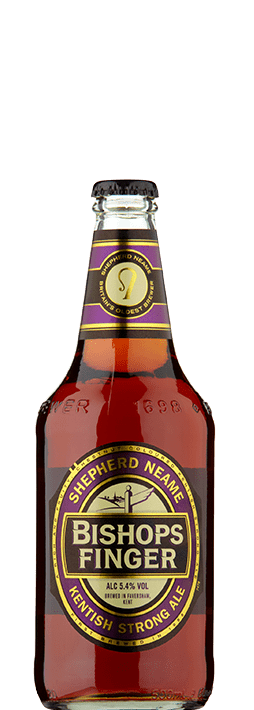Shepherd Neame Bishop Finger 500ml