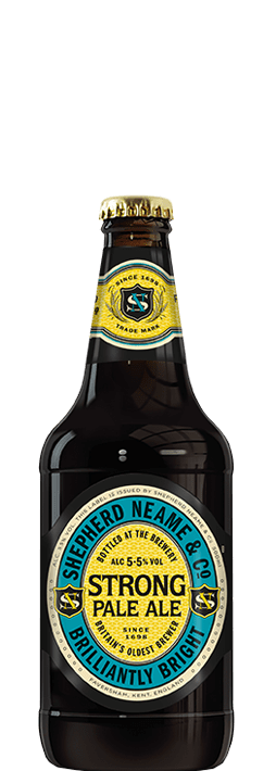 Shepherd Neame Strong Pale Ale 500ml