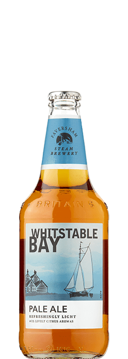 Shepherd Neame Whitstable Bay Pale Ale 500ml